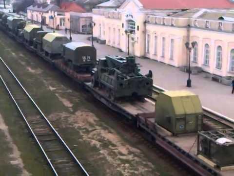 В Крым везут С-300