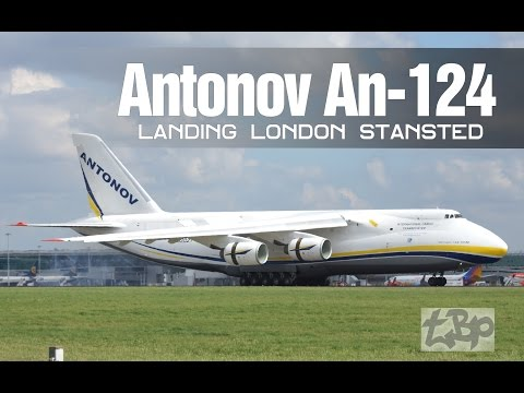 Stansted Airport Arrivals - Antonov...
