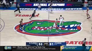 Noah Horchler vs. FSU, Florida, Dayton