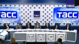 Пресс-конференция об итогах визита российских парламентариев в Сирию