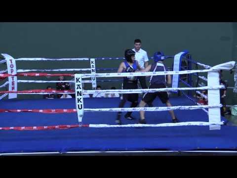 Invictus Boxeo Combate 3 (asalto 1)