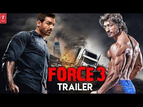 Force 3 Trailer | John Abraham | Vidyut Jamwal | Disha Patani | Ritesh Shah