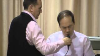 Pastor Yongdoo Kim, Testimony For Hell Visit, Holy Fire Revival 2013 In Liege, Belgium
