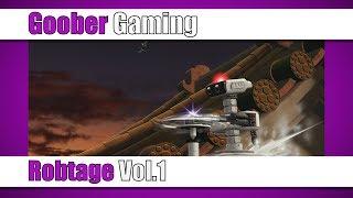 Smashtacular| The ROBTAGE – R.O.B Combotage