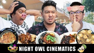 Video Food King Singapore: Pork That Melts In Your Mouth! MP3, 3GP, MP4, WEBM, AVI, FLV Januari 2019