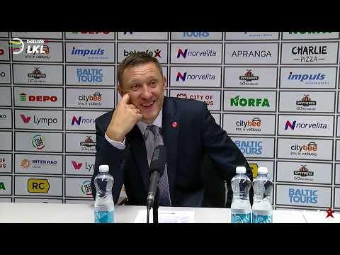 """Betsafe–LKL"" rungtynių komentarai: ""Rytas"" - ""Juventus"" [2018-09-23]"