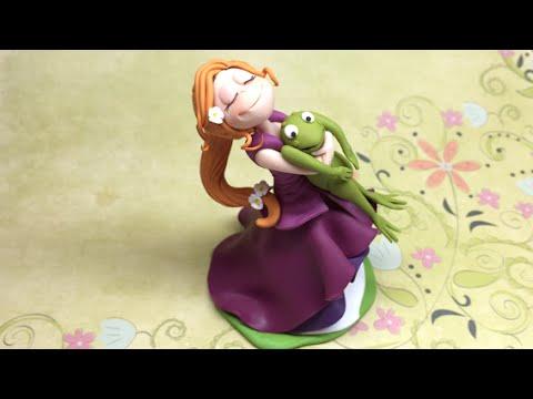 Princesa e sapo