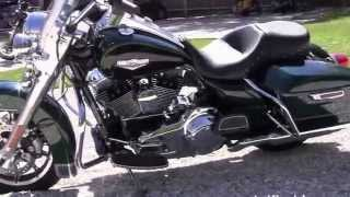 6. New 2015 Harley Davidson Road King Motorcycle for Sale - Specs