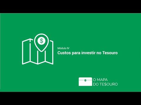 Custos para investir no Tesouro Direto - Módulo IV