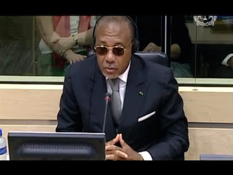 Former Liberian President Charles Taylor's Opening Statement - 14 July 2009 Part 1