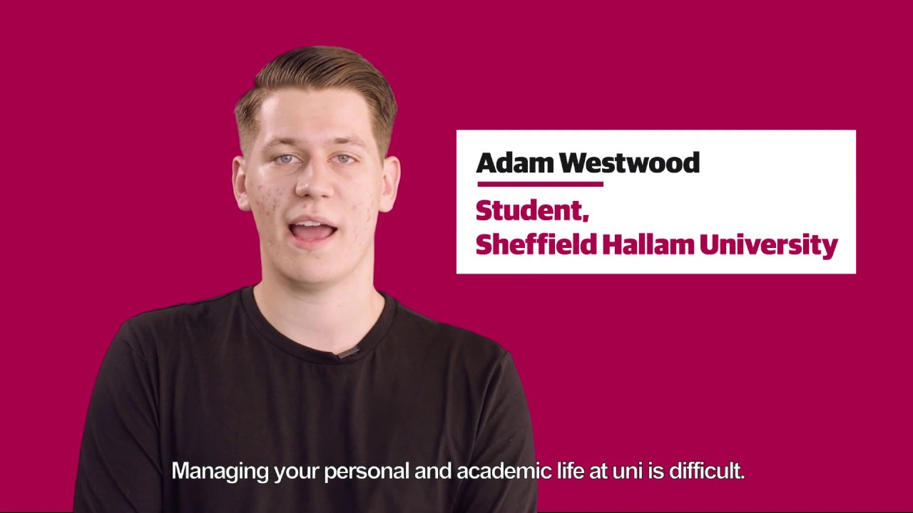 Five ways to wellbeing for Hallam students