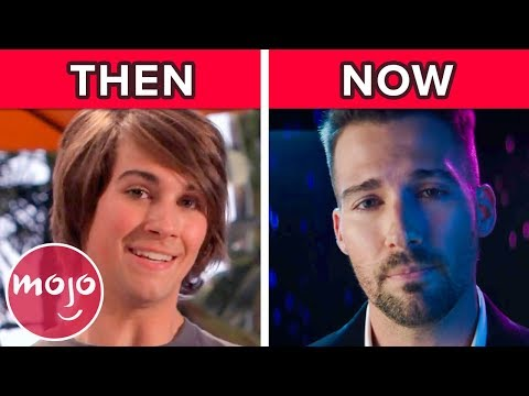 Top 10 Big Time Rush Stars: Where Are They Now?