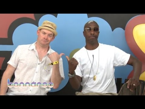 JB Smoove - David Koechner Is Your Best Friend - Ep. 2 | Bonnaroo365