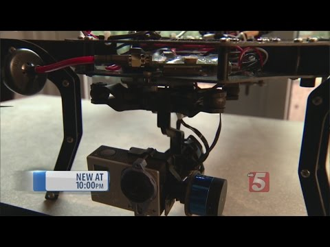MTSU Offering Degree In Drones