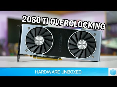 GeForce RTX 2080 Ti Overclocking Guide, Nvidia OC Scanner Results & Performance