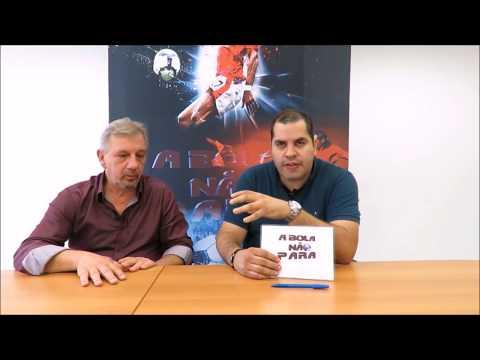 Entrevista Mauro Costa programa A Bola Não Para