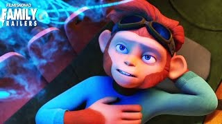 Nonton Spark  A Space Tail   New Clips For The Animated Family Movie Film Subtitle Indonesia Streaming Movie Download