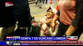 Video Gempa 7 Skala Richter Kembali Guncang Lombok MP3, 3GP, MP4, WEBM, AVI, FLV Mei 2019