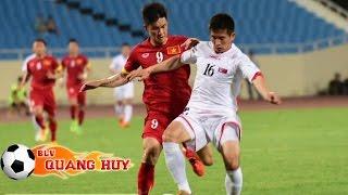 Giao hữu: Việt Nam Vs Triều Tiên | Highlight, mac hong quan,sea games 28,seagames 28,mạc hồng quân