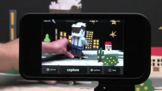 iMotion HD - Time-lapse and Stop-motion app for iPhone / iPad