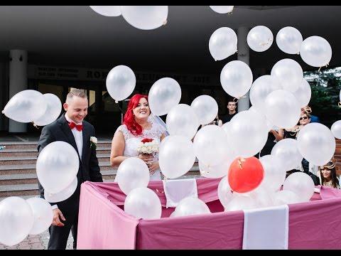 Balony z helem z pełną obsługą