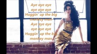 Amy Winehouse - Monkey Man Lyrics