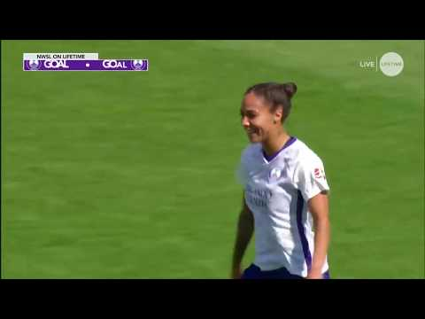 GOAL: Sydney Leroux's second goal vs. Chicago (видео)