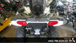 6. 2017 Polaris Sportsman Touring 570 EPS 2-Up & Utility - D...