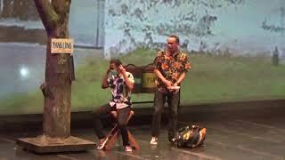 Video Cak Lontong jadi tukang cukur (Pementasan Kanjeng Sepuh, TIM Jakarta, 23 Maret 2019) MP3, 3GP, MP4, WEBM, AVI, FLV Mei 2019