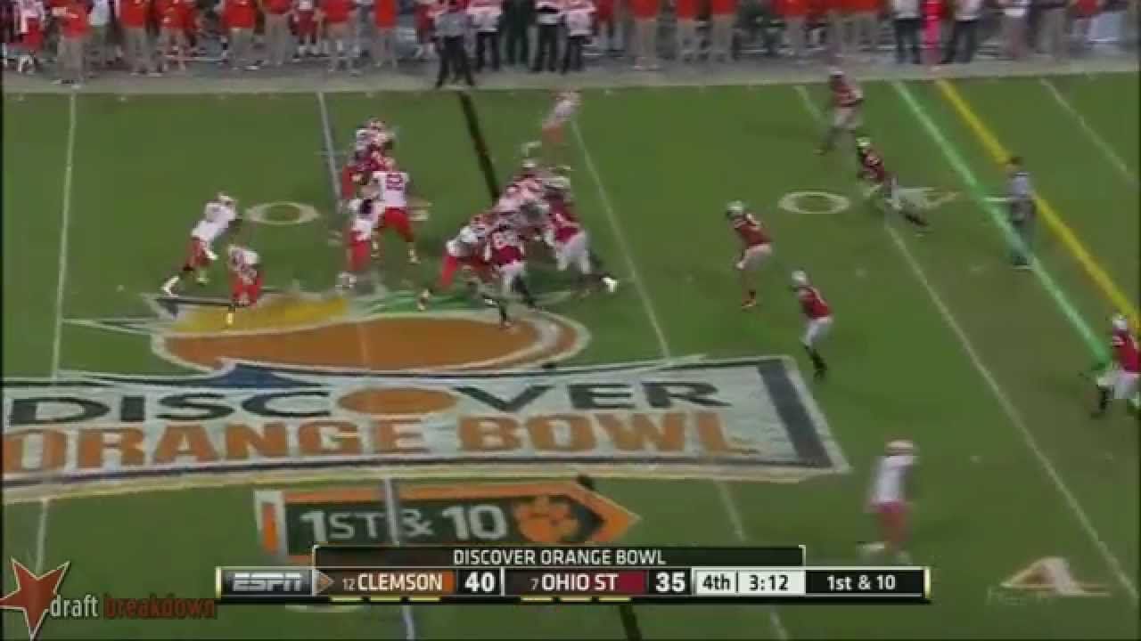 Joey Bosa vs Clemson (2013)