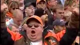 Browns Backers Fan App YouTube video