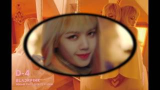 BlackPink Lisa Singing/Rapping Parts (The 2nd Single 'Square Two')