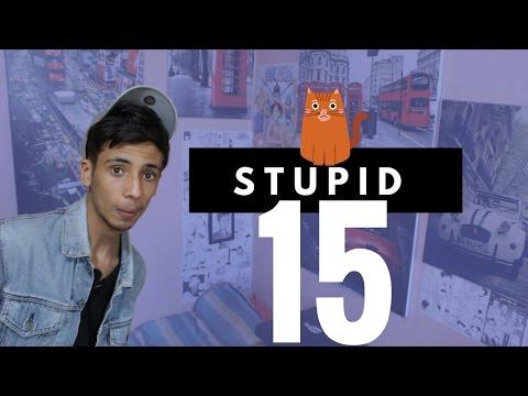 MOURAD OUDIA - STUPID 15 (видео)