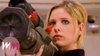 Video Top 10 Most Badass Buffy Summers Moments MP3, 3GP, MP4, WEBM, AVI, FLV Juni 2018