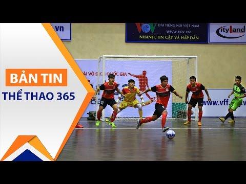Giải Futsal VĐQG 2017: Ấn tượng từ truyền thông | VTC1 - Thời lượng: 2 phút, 33 giây.