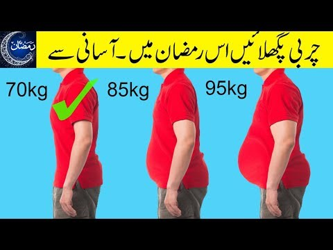 Easy Ramzan Weight Loss Diet Plan New & Final 2018 Updated