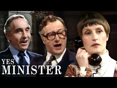 FUNNIEST MOMENTS of Yes, Minister Series 1 | Yes, Minister | BBC Comedy Greats