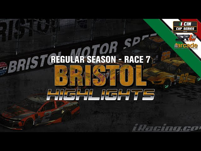 CIN CUP SERIES 2020 Gara 7 SSR Bristol Highlights
