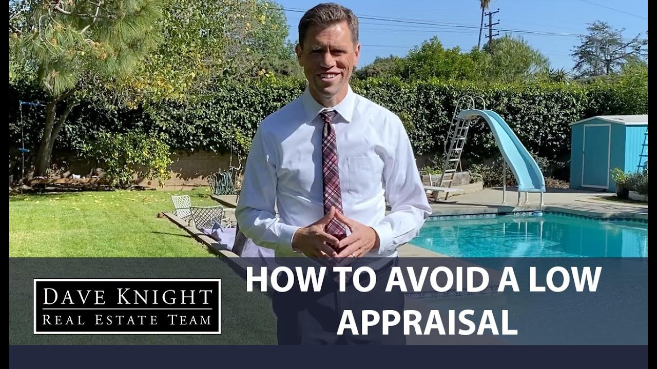 A Seller's Solution for a Low Appraisal