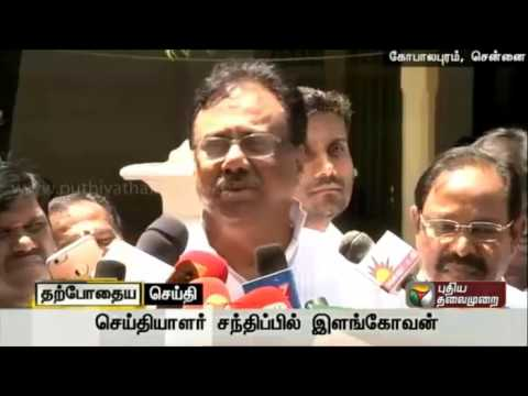No-change-in-the-candidate-list-or-constituencies-due-to-inflow-of-cadres-from-TMC-–-EVKS-Elangovan