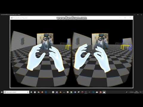 Developing in Virtual Reality