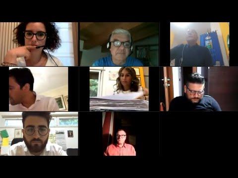Miglionico - Consiglio Comunale 10 agosto 2020