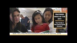 NIOS hosts Bullying Prevention Online Film Festival this October