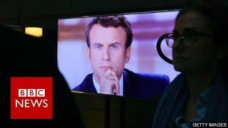 Video French election: Macron declared 'winner' of final debate - BBC News MP3, 3GP, MP4, WEBM, AVI, FLV Mei 2017