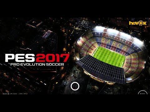 《PES 2017 - PRO EVOLUTION SOCCER》手機遊戲玩法與攻略教學!