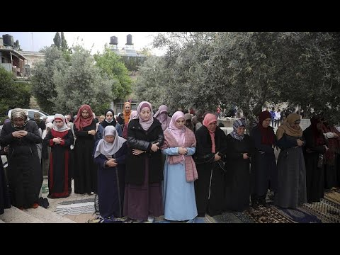 Επεισόδια έξω από το Αλ Ακσα στην Ιερουσαλήμ