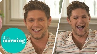 Niall Horan Loves Jamming Out With Ed Sheeran and Shawn Mendes | This Morning