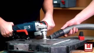 11. Алмазные коронки Bosch Dry Speed для УШМ