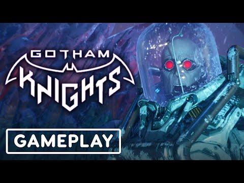 Gotham Knights - Official Gameplay Walkthrough Trailer   DC Fandome