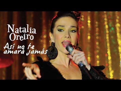 Tekst piosenki Natalia Oreiro - Asi no te amará jamás po polsku